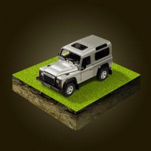 The Summiteers Werbeagentur Land Rover Defender